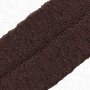 "4"" IMPORTED  MOHAIR BRAID"