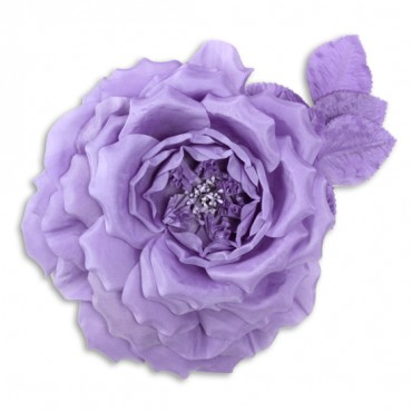 GIANT SILK CABBAGE ROSE