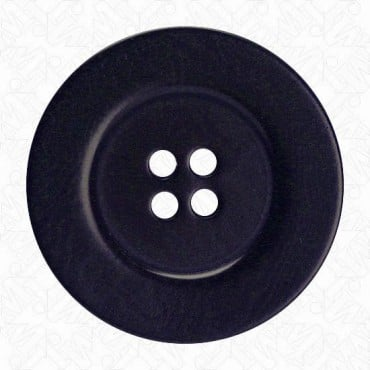 COROZO BUTTON WITH HOLES