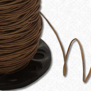 .5MM ROUND LEATHER CORD