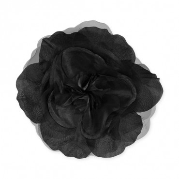 "6 1/2"" BLOSSOMED ROSE WITH PIN"