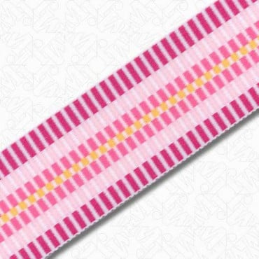 "7/8"" CHECKMATE RIBBON"