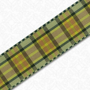17MM TARTAN PLAID RIBBON