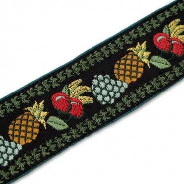 45MM FRUIT JACQUARD