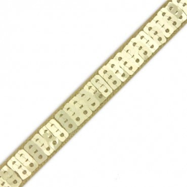 12MM SQUARE SEQUING TAPE