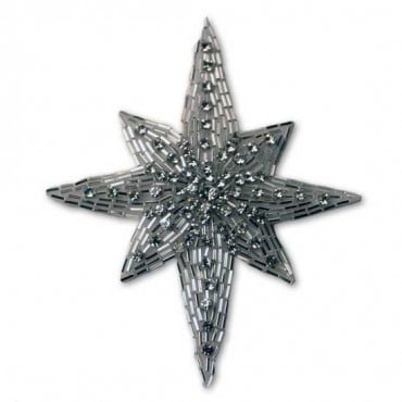 Rhinestone Star Applique