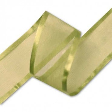 22mm Sheer Satin Edge Ribbon