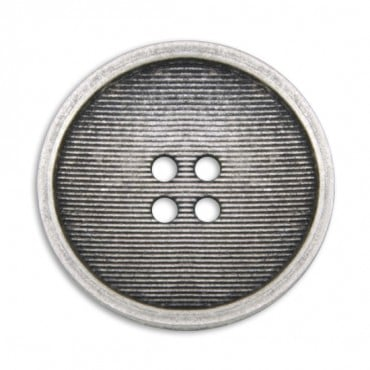 METAL BUTTON 4-HOLE