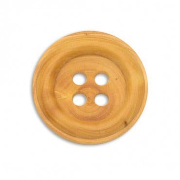 Wood Buttons 4-Holes