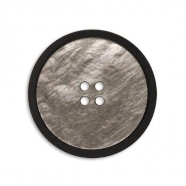 4-HOLE RIMMED BUTTON