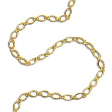 METAL OVAL LINKS CHAINS