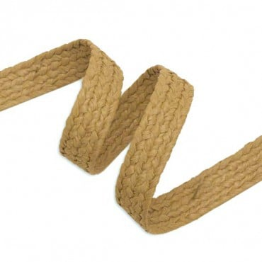 14MM RAFFIA BRAID - NATURAL