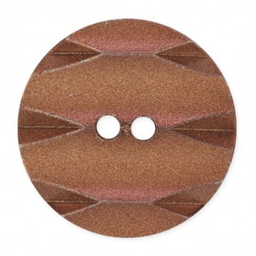 ABSTRACT TEXTURES FASHION BUTTON 2-HOLES
