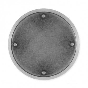 METAL BUTTON W/DOTS