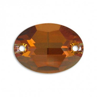 24 X 17MM OVAL SEW-ON STONE