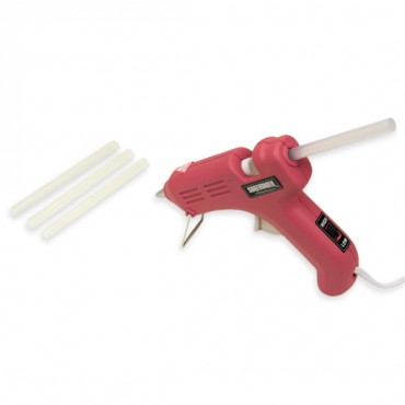 MINI DUAL TEMP GLUE GUN KIT - MULTI