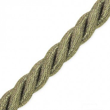 10MM FINE METALLIC TWIST CORD