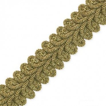 20MM MET HEAVY CHINESE BRAID