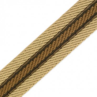 35mm Stripe Webbing