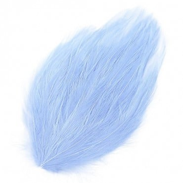 "6.25""x3.25"" STRAIGHT HACKLE PATCH"