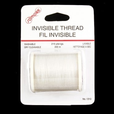 219-YDS INVISIBLE THREAD - CLEAR