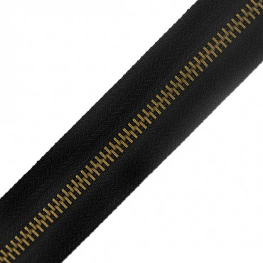 30MM WIDE ZIPPER TRIM