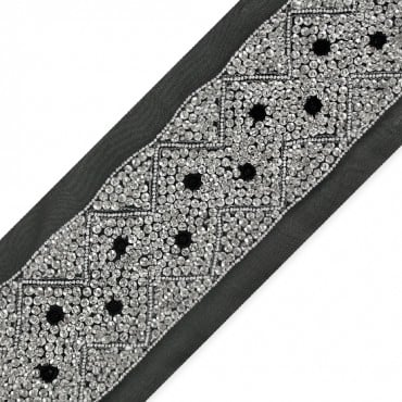 "2 3/4"" (67mm) Beaded Trim"
