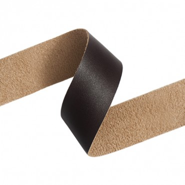 "1"" FAUX LEATHER TAPE"