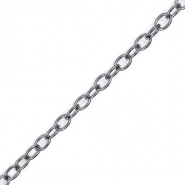 5MM JEWELRY METAL CHAIN