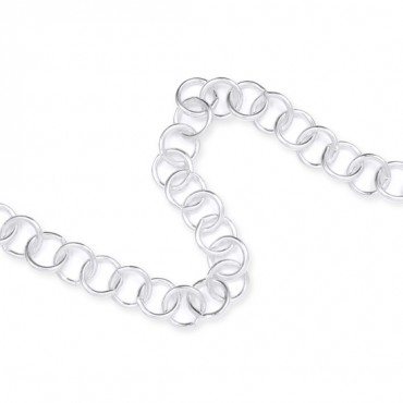11MM ROUND METAL CHAIN