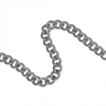 5MM TWO-FACE METAL CHAIN