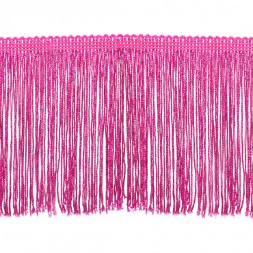 "6"" METALLIC LUREX CHAINETTE FRINGE"