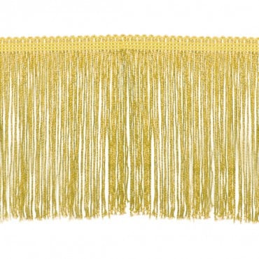 "12"" METALLIC CHAINETTE FRINGE"