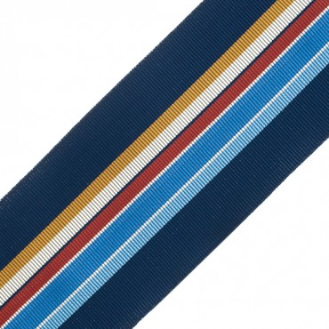 "2"" STRIPED GROSGRAIN"