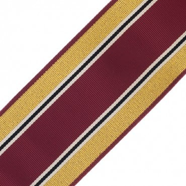 "2 1/8"" METALLIC STRIPED GROSGRAIN"