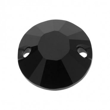 12MM SWAROVSKI ROUND SEW-ON