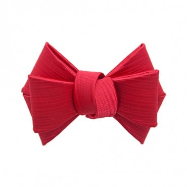 "3"" HARD SATIN BOW"