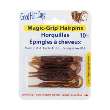 MAGIC-GRIP HAIRPINS