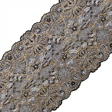 "7.5"" STRETCH LACE"