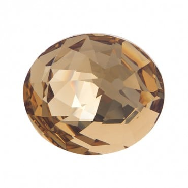 30MM X 26MM GLASS BUTTON WITH SHANK