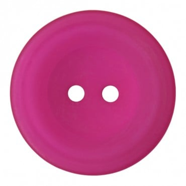 2-HOLE MATTE CONVACE BUTTON