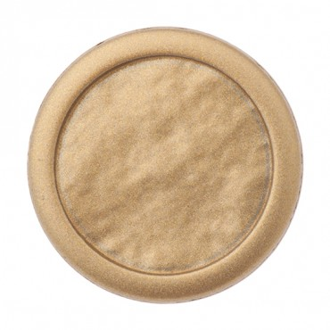 CAST METAL FLAT RIM BUTTON
