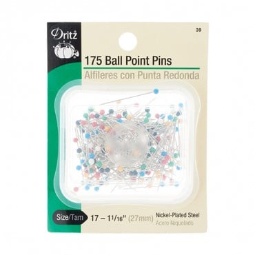 175 BALL POINT PINS-MULT