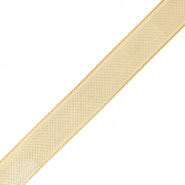 15MM METALLIC RIBBON