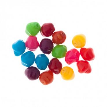 10mm Czech Glass Oval Nugget Beads