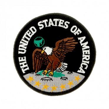 EAGLE MOON LANDING APPLIQUE