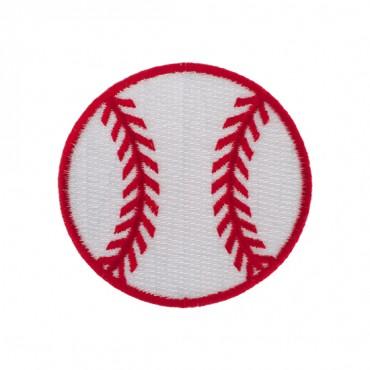 "2 1/4"" (59mm) Baseball Applique"