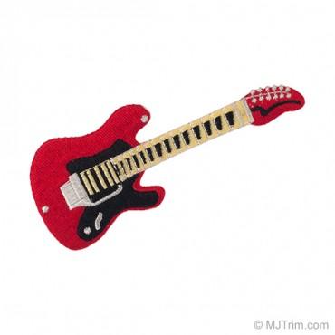 "4"" (102mm) Guitar Applique"