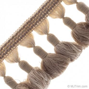 Linen Tassel Fringe