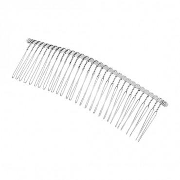 """4 1/2"""" Metal Hair Comb"""